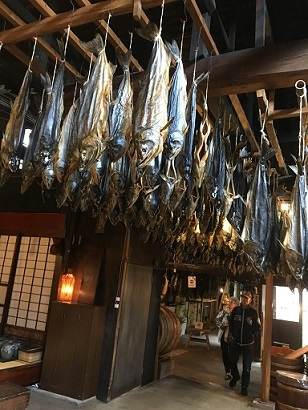 鮭(村上)
